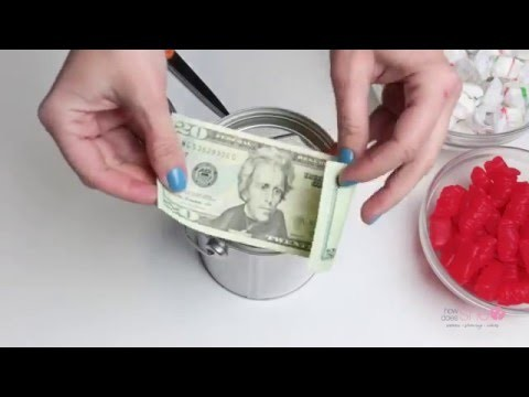 How to give christmas cash | Easy & Clever Way