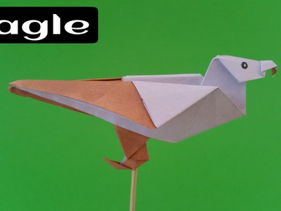 How to make a Paper 'Eagle. Hawk' - Bird