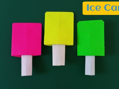 "How to make a paper "" Juicy Ice Candy "" - Food"
