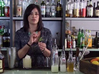 How to Make a Perfect Mai Tai