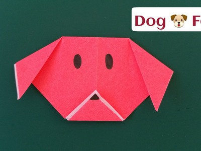 """How to make a super easy paper """"Dog"""