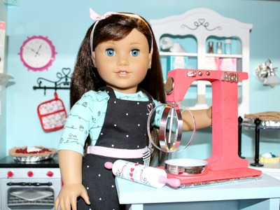 How to make American Girl Mixer