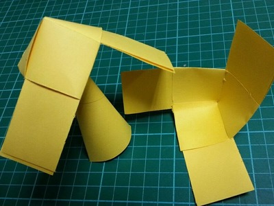 How to make an easy (Different) paper FAN