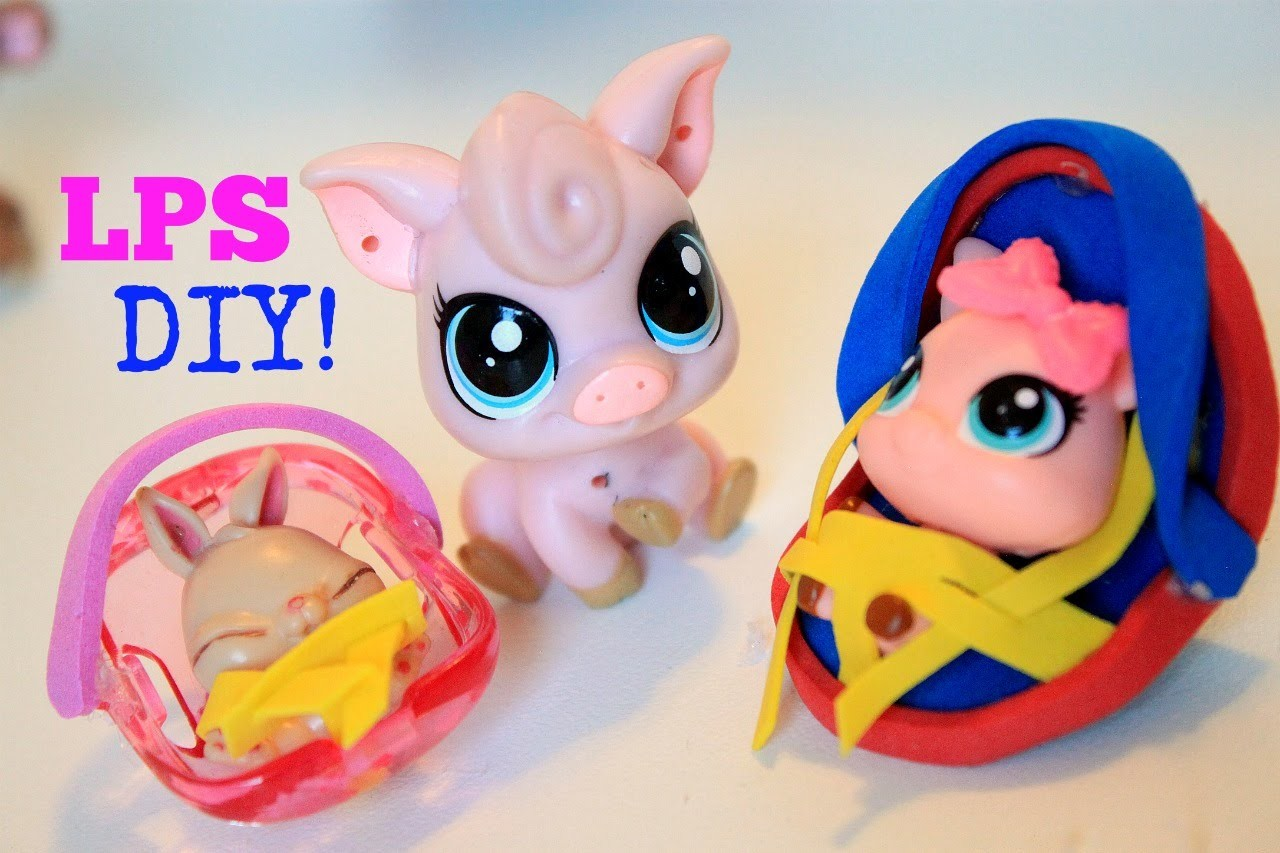 How to make an LPS car seat