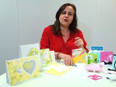 How to make cards, giftboxes and more using your Tattered Lace die