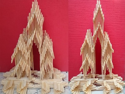 How to Make Decorative Products From Ice Cream Sticks