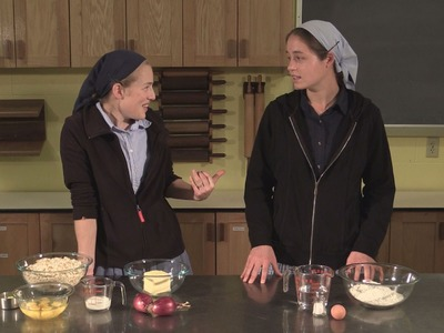 How To Make Maultaschen - Laura from the Bruderhof