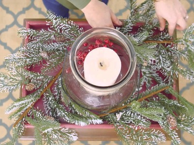 How to Make the Perfect Holiday Centerpiece