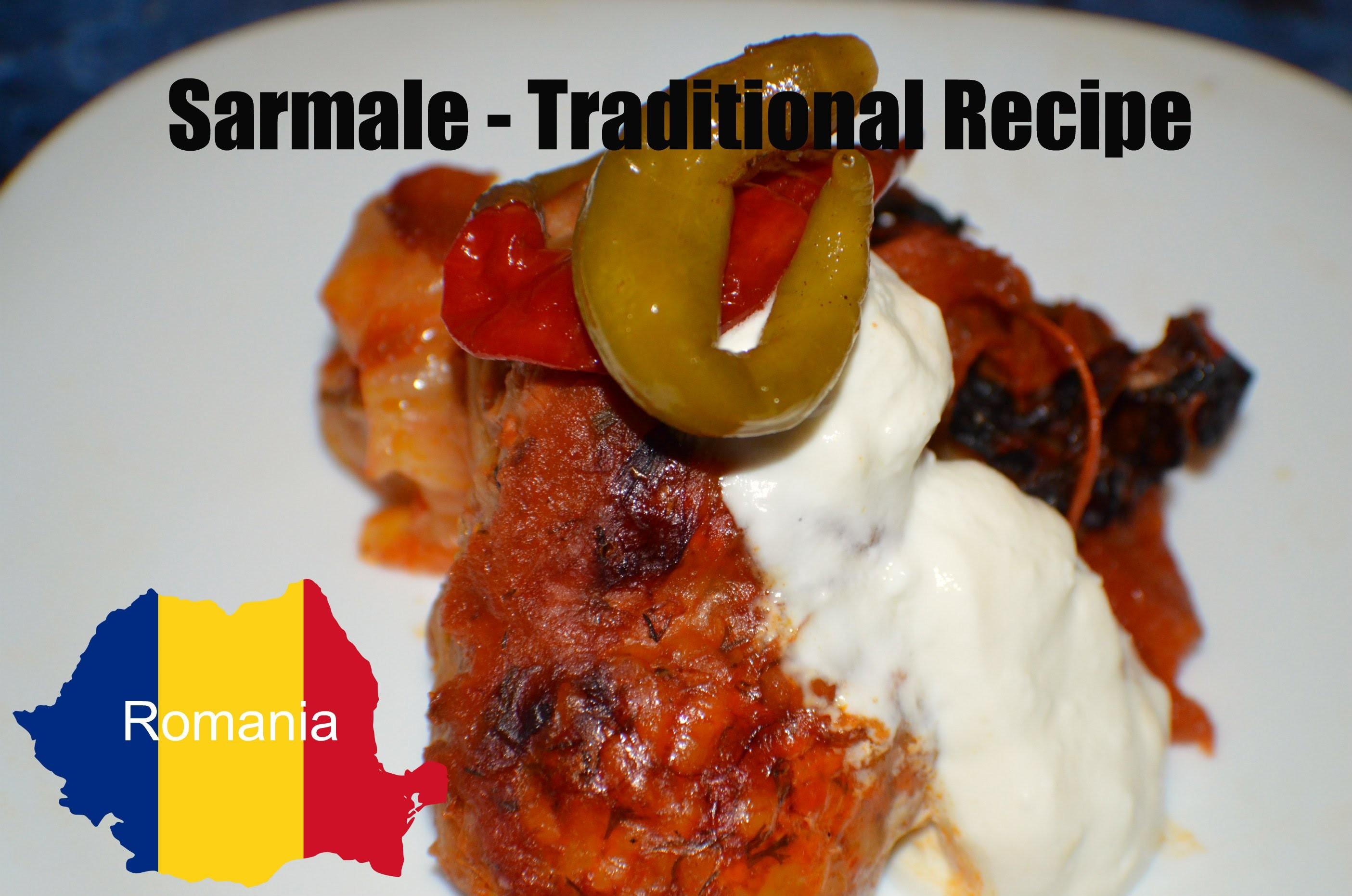 - How to make- Traditional Romanian Sarma
