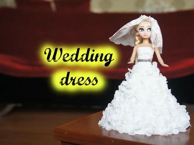 How to make wedding dress