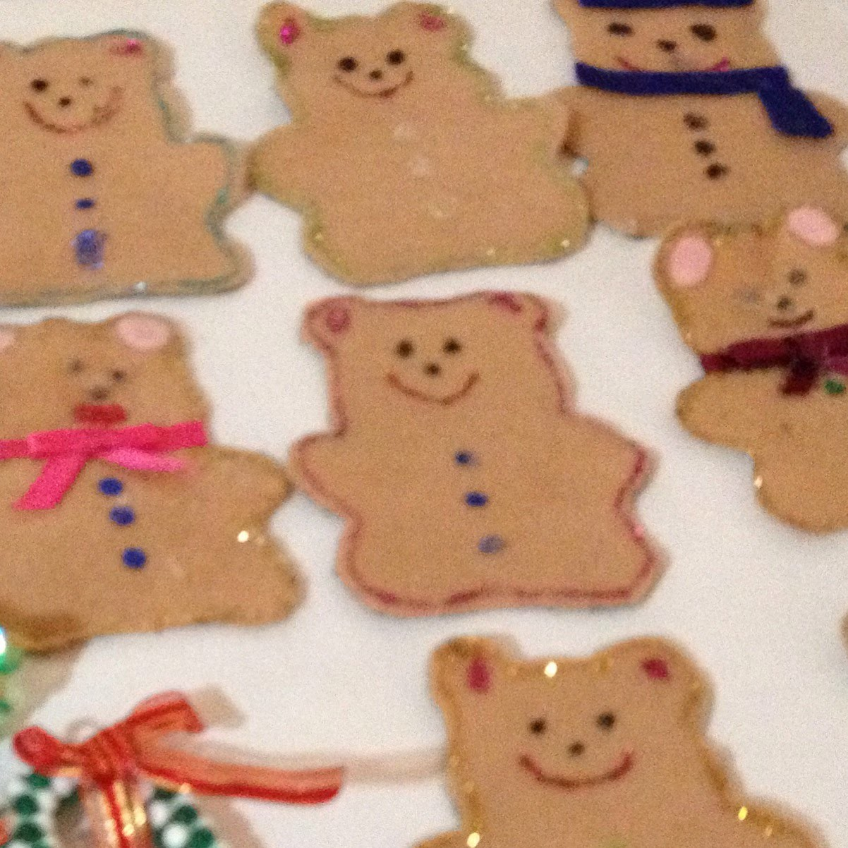 How to MakeSimple Easy Home Made Teddy Bear Decorations