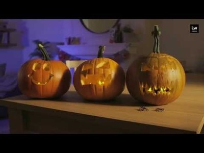 Littlewoods Halloween How-To's - Pumpkin Carving