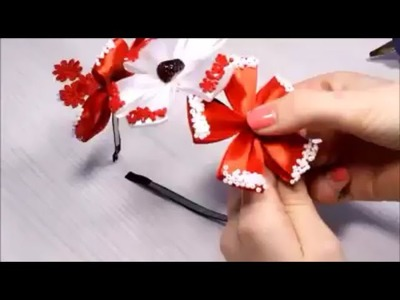 Paper craft   how to make paper crafts headband
