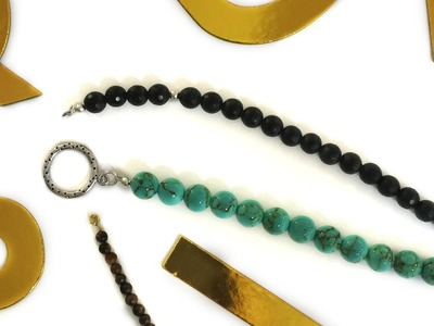 Beading Basics: How to make STRONG necklaces so they never, ever break