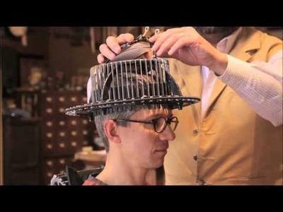 How custom cowboy hats are made by O'Farrell Hat Company, Santa Fe