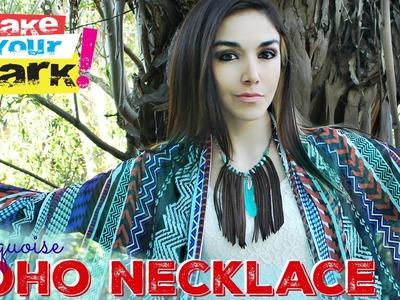How to: Boho Necklace