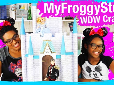 How To: Create Cinderella Castle with MyFroggyStuff | WDW Best Day Ever