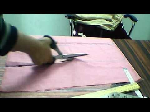How to cut Apron By JASS DESIGNER (Part 1)