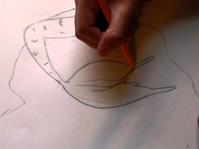How to Draw a Mermaid! Part 2