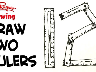 How to Draw Rulers in the shape of a 12