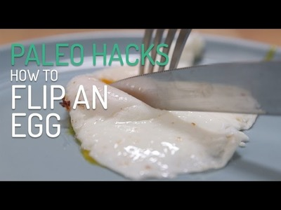 How To Flip an Egg Without Breaking the Yolk