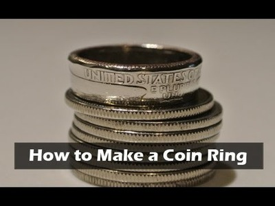 How to Make a Coin Ring