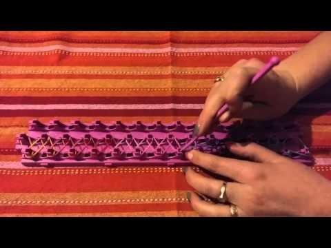 How to make a Crazy Single loop Bracelet - Maker girl's creator