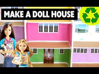 ✔ How to make a Doll House - [COMPLETE] By Request
