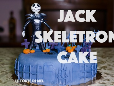HOW TO MAKE A JACK SKELLINGTON CAKE