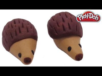 How to make a Play Doh Hedgehog