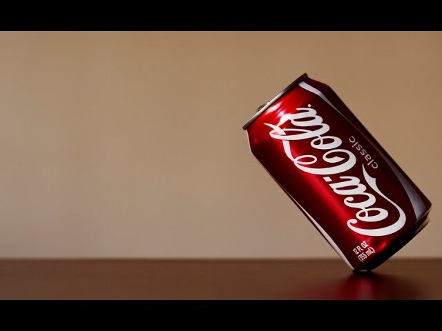 How to make a ROLY POLY PENCIL HOLDER from COCA COLA