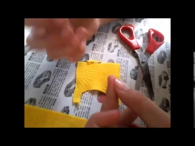 How to make a schleich horse blanket