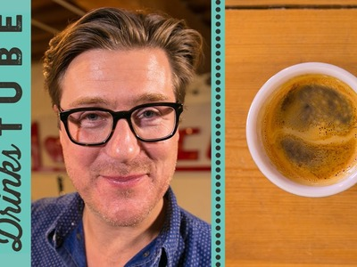 How to make an Americano coffee | Mike Cooper