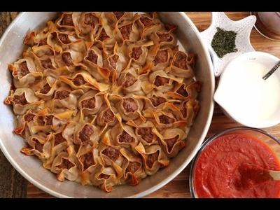 How to Make Manti - Armenian Manti Recipe - Heghineh.com