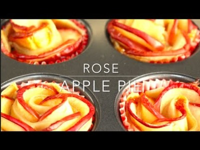 How to Make: ROSE APPLE PIE - Dulce Karamelo