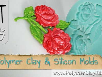 How To Remove Polymer Clay From Silicon Molds