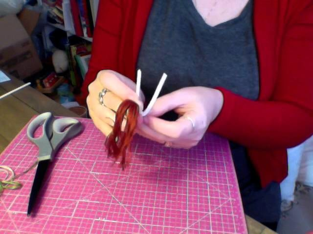 Part 1 of How to Make a Bendy Doll