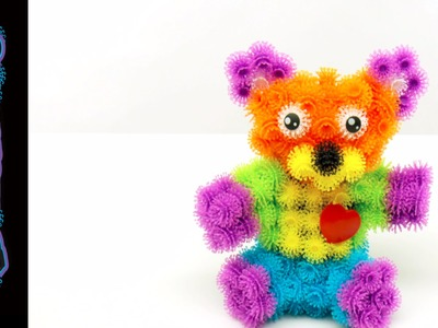 Bunchems - How To Build a Teddy