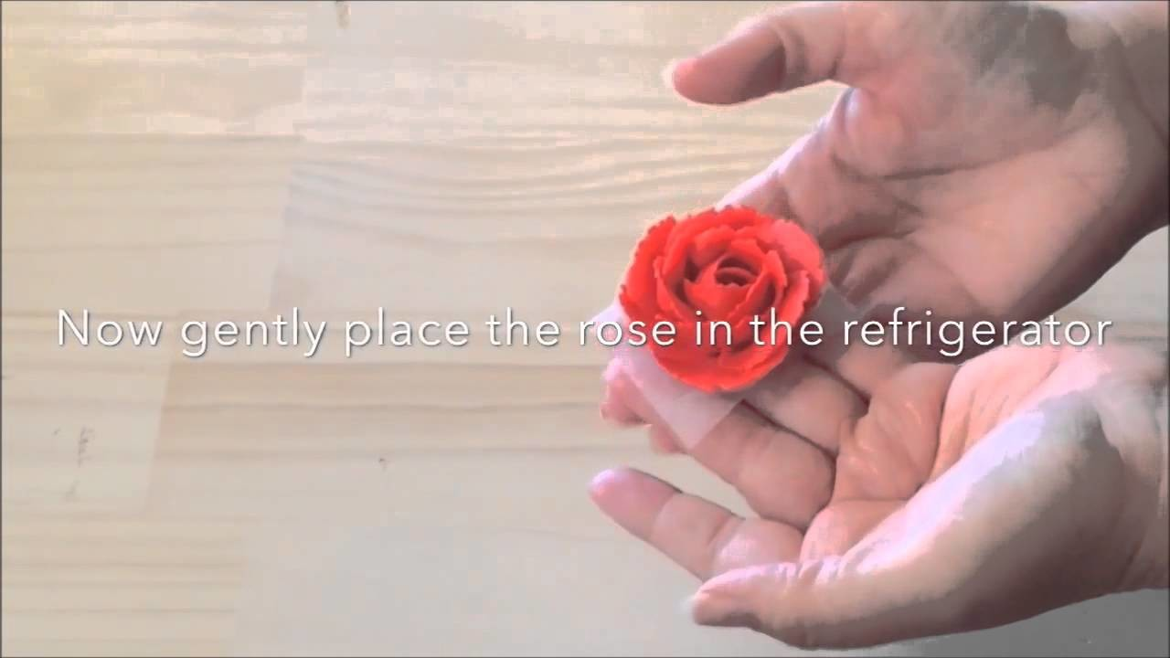 Cake Decorating: How to create beautiful Buttercream Roses  simple techniques