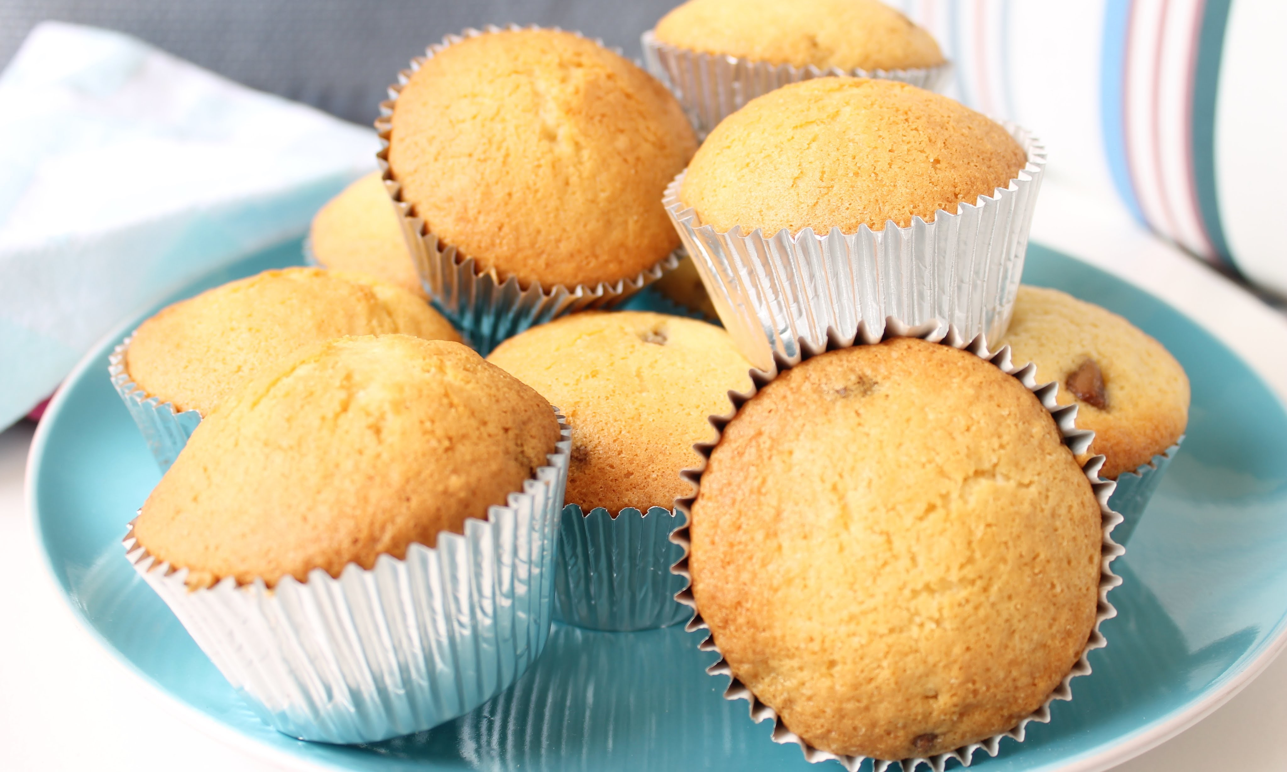 Easy recipe: How to make the easiest choc chip muffins