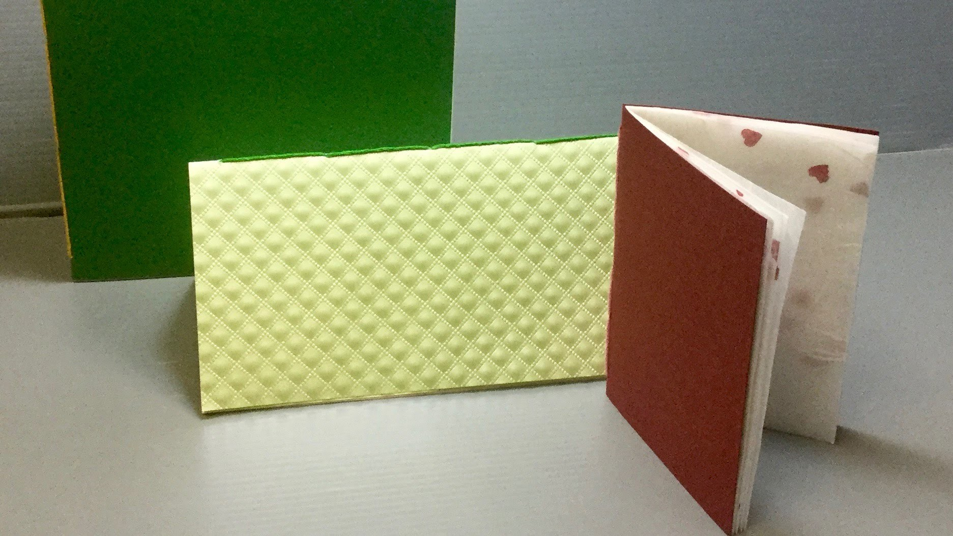 How to Bind a Simple Book Pamphlet Stitch