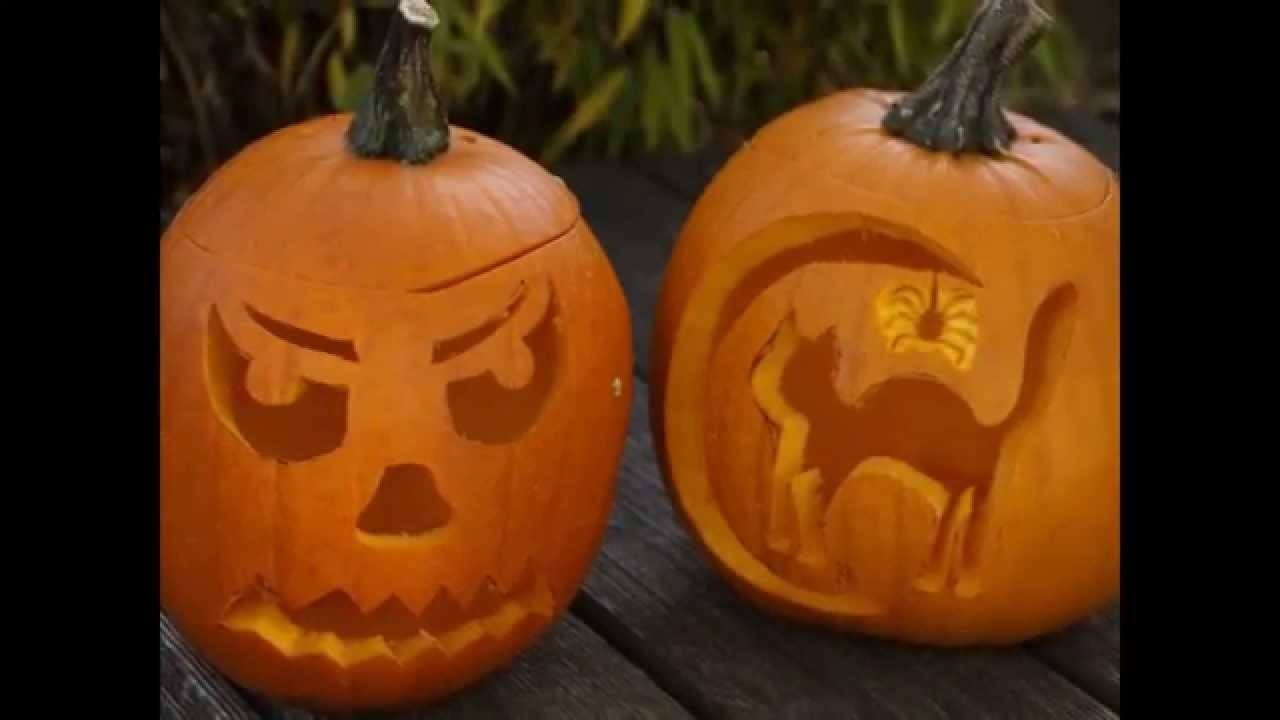 How to Carve  Halloween  Pumpkins Steps (with Pictures)