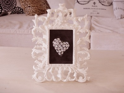 How to Frame Jewels for Valentines Day