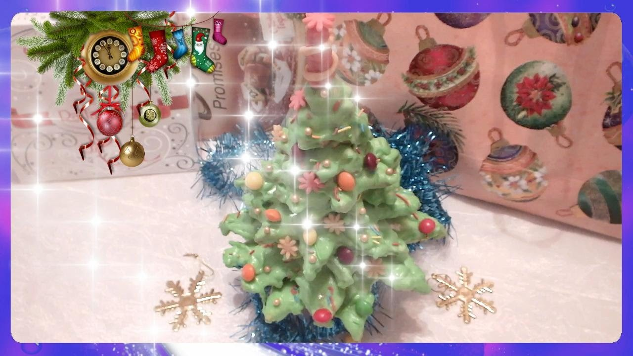 How to make a Christmas tree cake Cupcake Tutorials