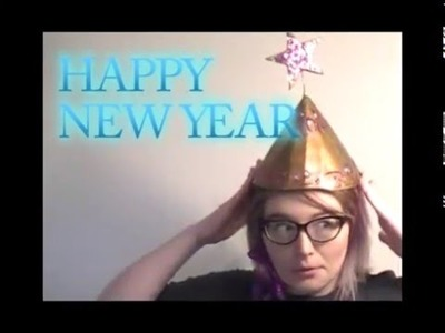 How to Make a New Year Eve Party Hat