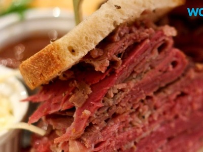 How To Make Pastrami Sandwiches