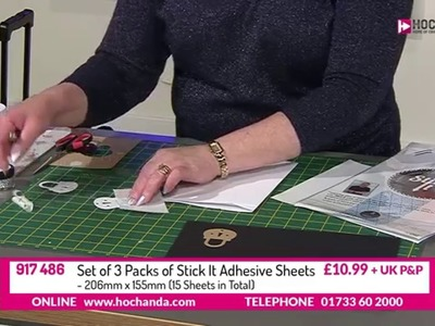 How to use Stick It | Hochanda