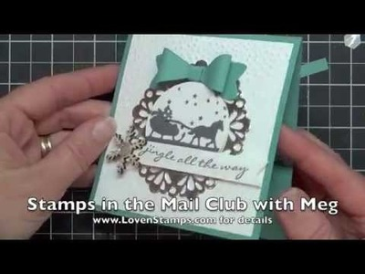 How to Use the Bow Builder Punch from Stampin Up