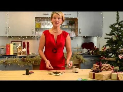 Jane Means - How to wrap a wallet or purse using Scotch® Pop-Up Tape