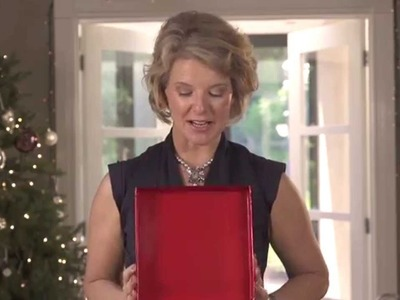 Jane Means shows us how to use a gift box